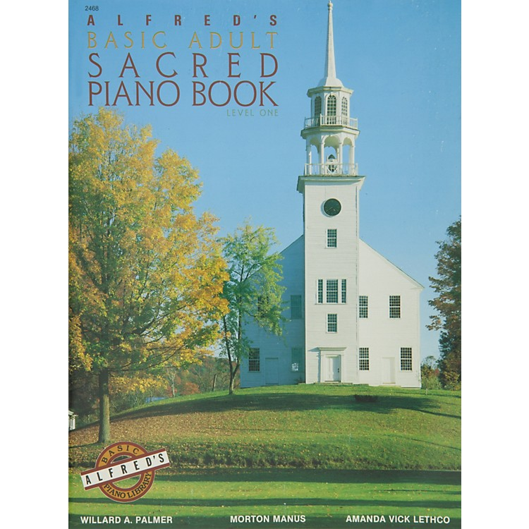 AlfredAlfred's Basic Adult Piano Course Sacred Book 1