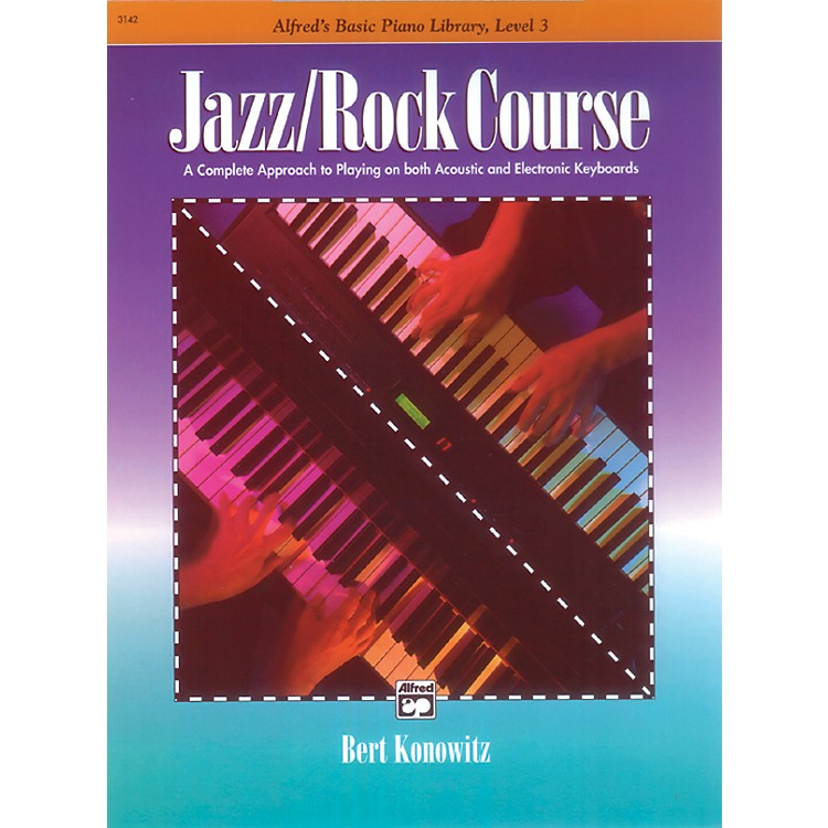 AlfredAlfred's Basic Jazz/Rock Course Lesson Book Level 3