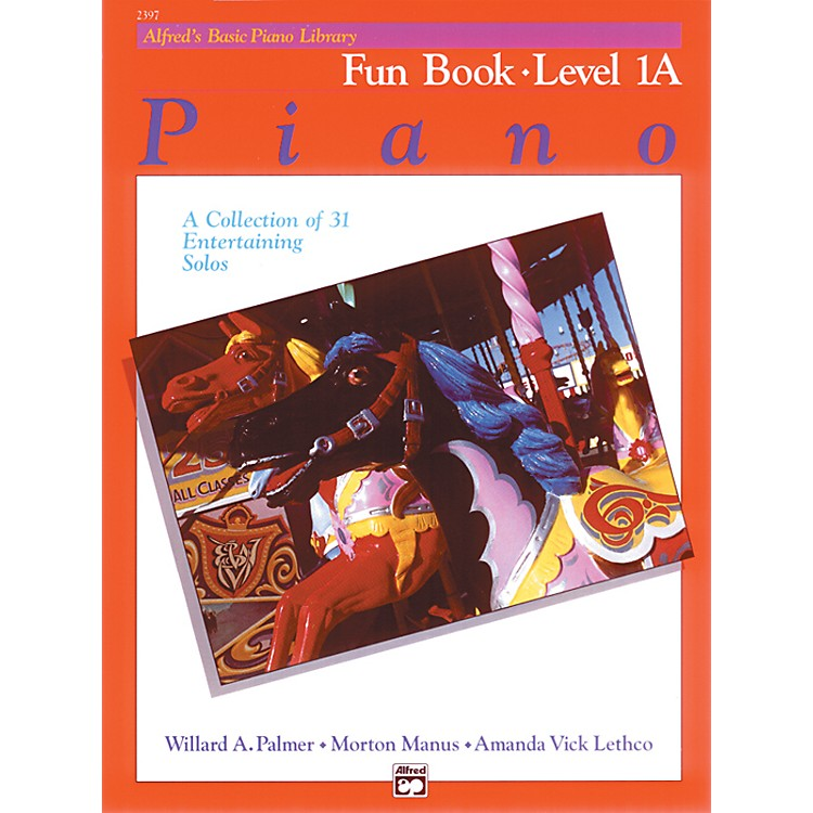 AlfredAlfred's Basic Piano Course Fun Book 1A