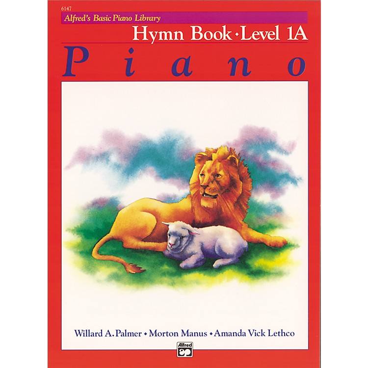 Alfred Alfred's Basic Piano Course Hymn Book 1A