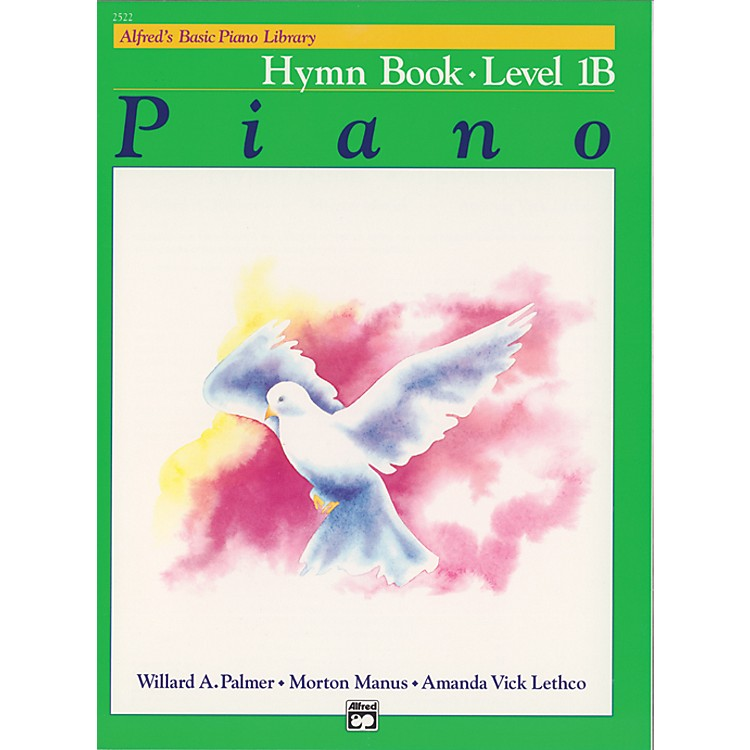 Alfred Alfred's Basic Piano Course Hymn Book 1B