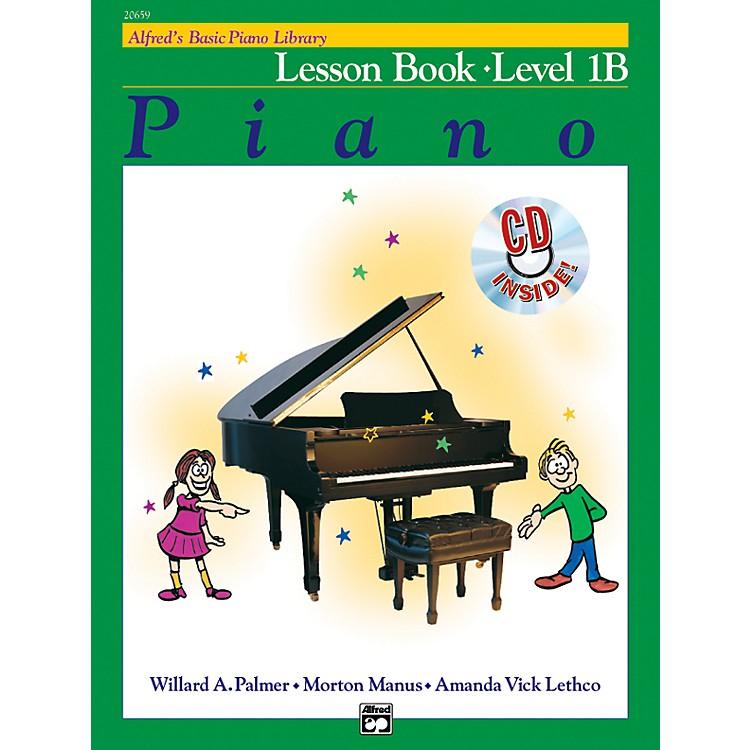 AlfredAlfred's Basic Piano Course Lesson Book 1B Book 1B & CD