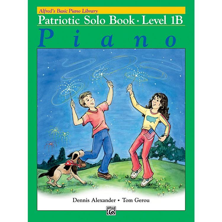 AlfredAlfred's Basic Piano Course Patriotic Solo Book 1B