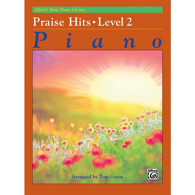 Alfred Alfred's Basic Piano Course Praise Hits Level 2 Book