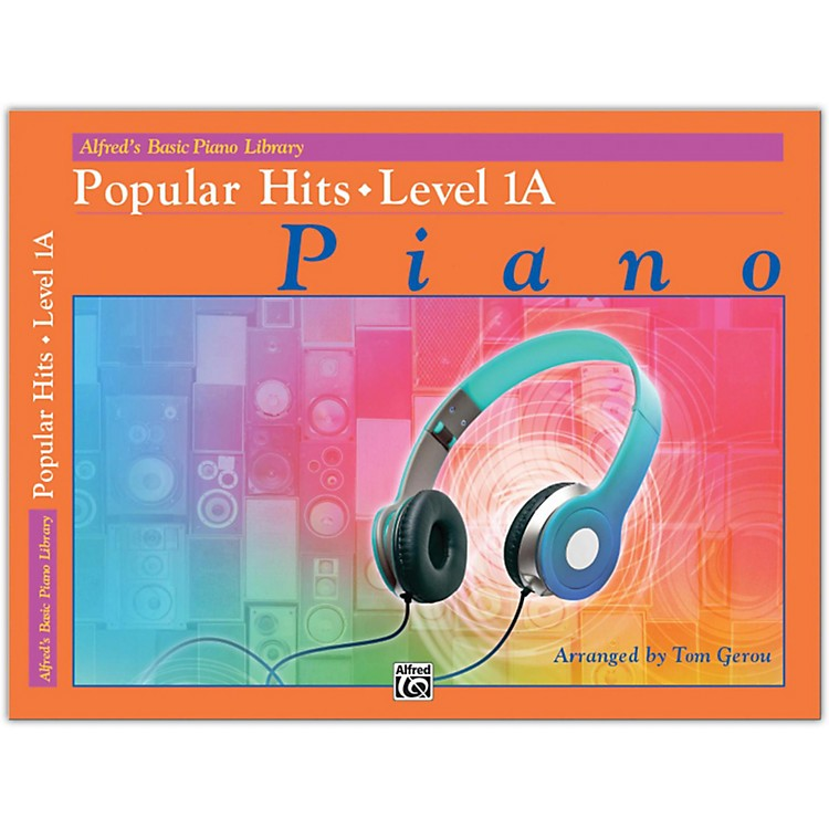 Alfred Alfred's Basic Piano Library: Popular Hits, Level 1A
