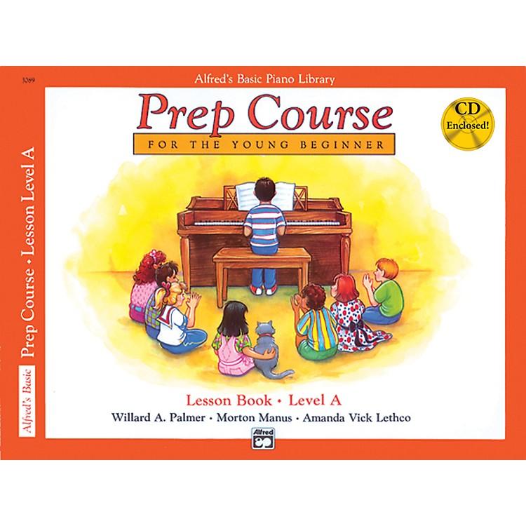AlfredAlfred's Basic Piano Prep Course Lesson Book A Book A & CD
