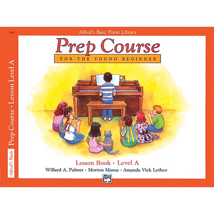 AlfredAlfred's Basic Piano Prep Course Lesson Book A