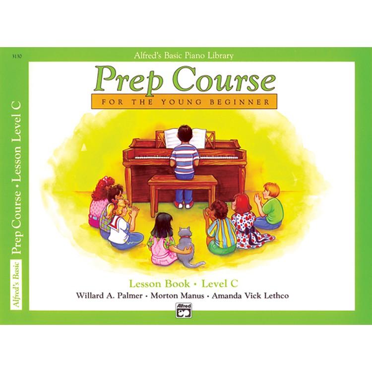 AlfredAlfred's Basic Piano Prep Course Lesson Book C