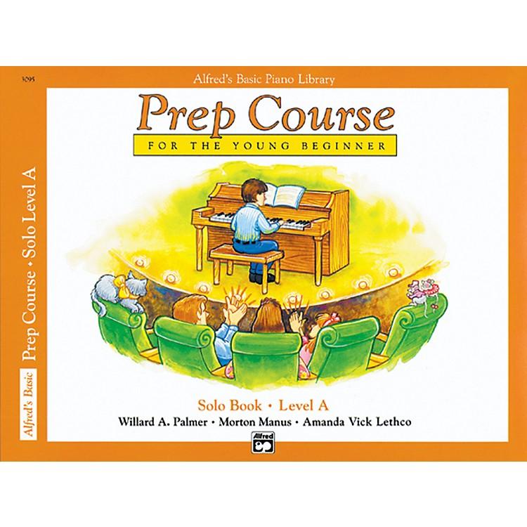 AlfredAlfred's Basic Piano Prep Course Solo Book A