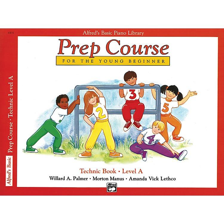 AlfredAlfred's Basic Piano Prep Course Technic Book A
