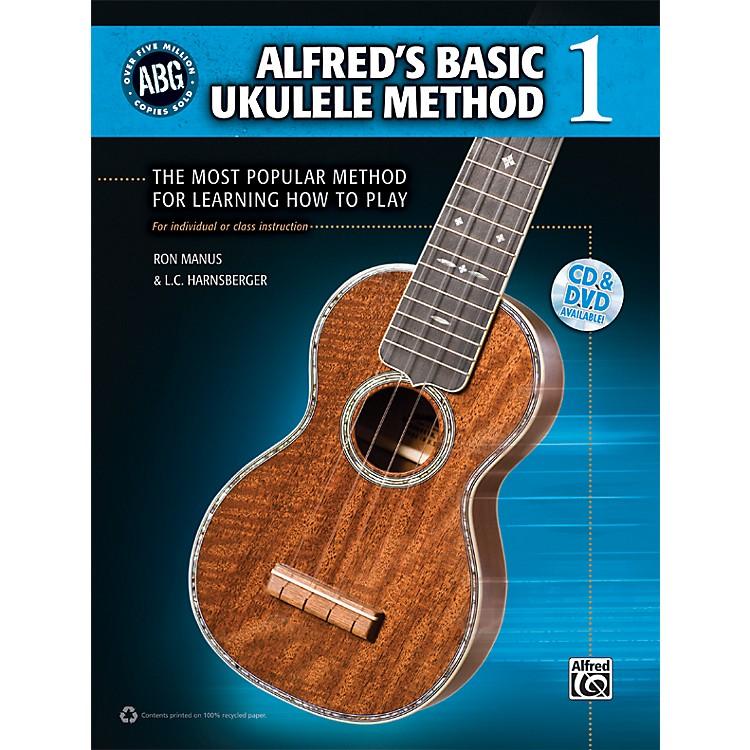AlfredAlfred's Basic Ukulele Method Book/CD