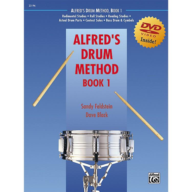 AlfredAlfred's Drum Method Book 1