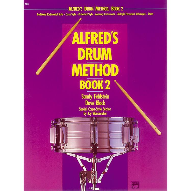 AlfredAlfred's Drum Method Book 2