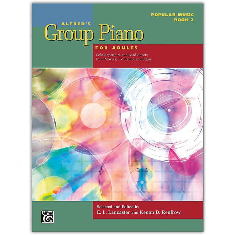 AlfredAlfred's Group Piano for Adults: Popular Music Book 2