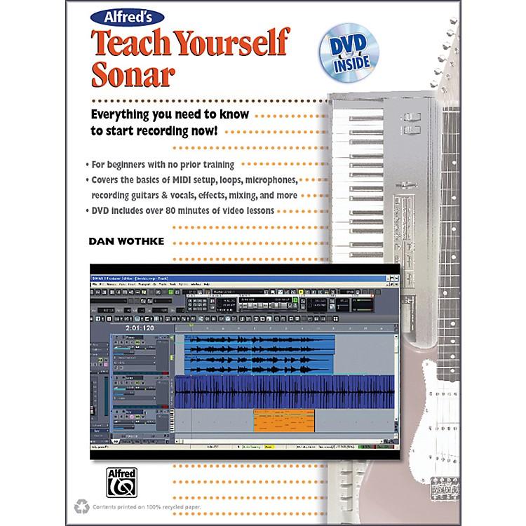 AlfredAlfred's Teach Yourself Sonar Book & DVD