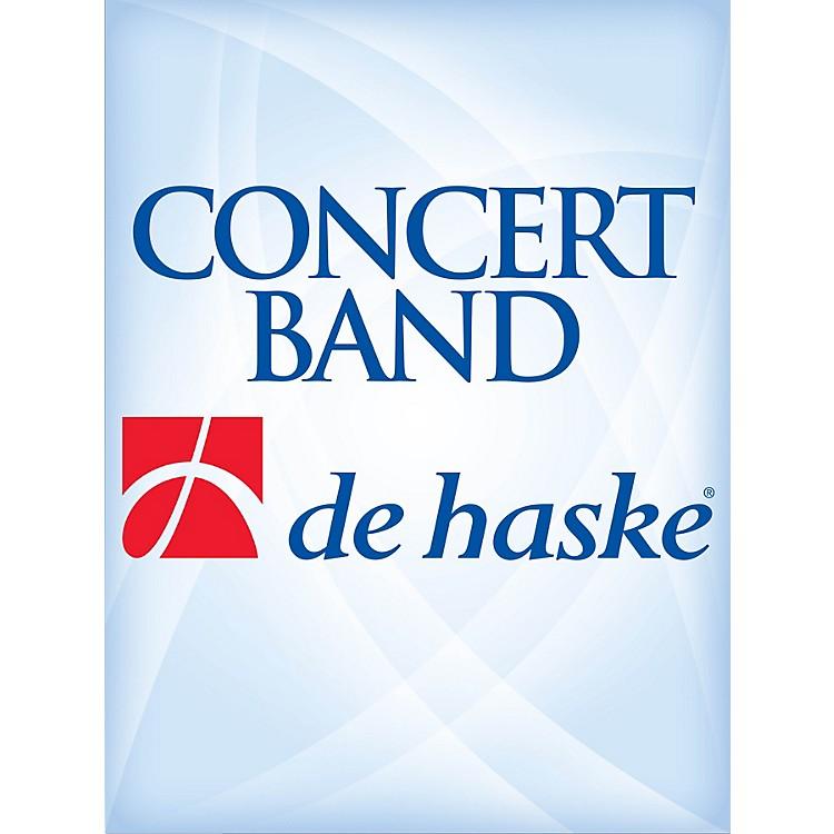 De Haske MusicAlgona Overture Full Score Concert Band Level 3 Composed by Jan Van der Roost