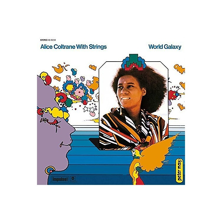 AllianceAlice Coltrane - World Galaxy