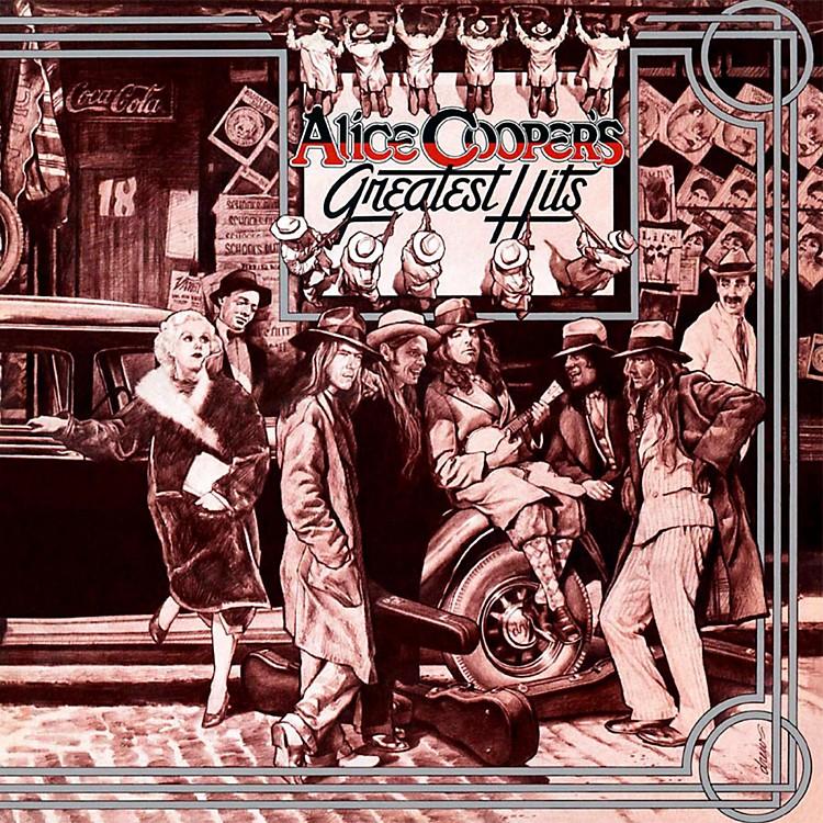 REDAlice Cooper - Alice Cooper's Greatest Hits LP