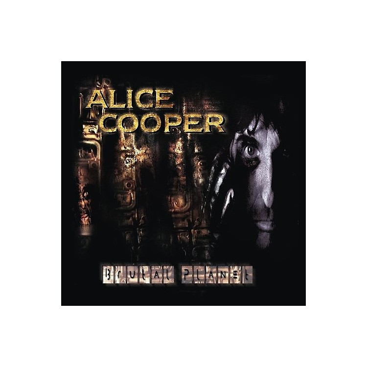 AllianceAlice Cooper - Brutal Planet