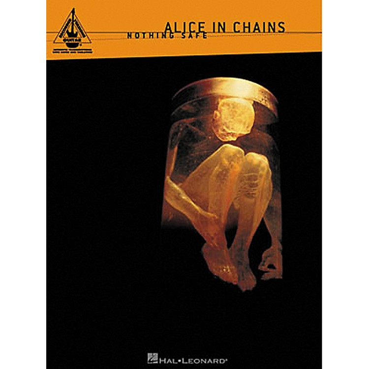 Hal LeonardAlice In Chains Nothing Safe Guitar Tab Songbook