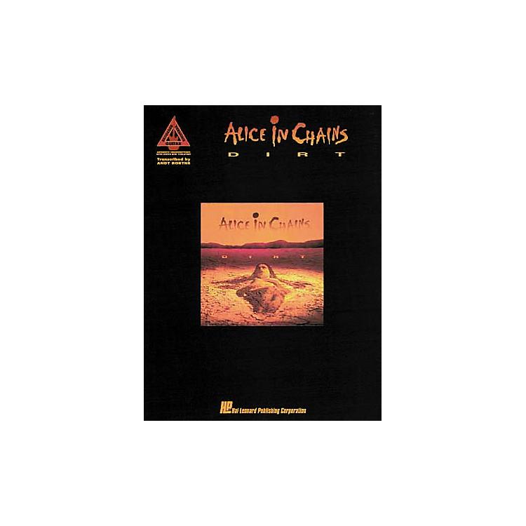 Hal LeonardAlice in Chains Dirt Guitar Tab Songbook
