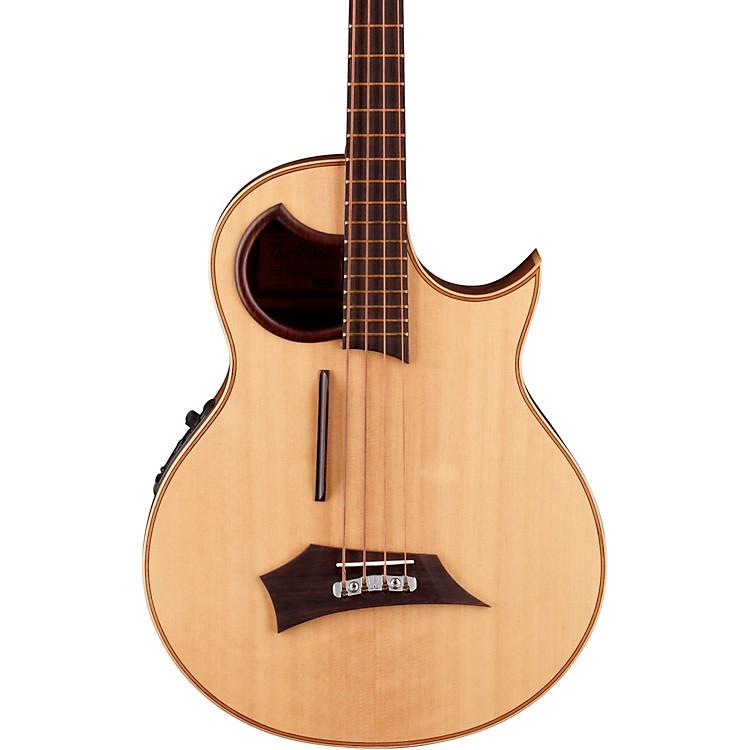 WarwickAlien 4-String Acoustic-Electric BassNatural Hi Polish