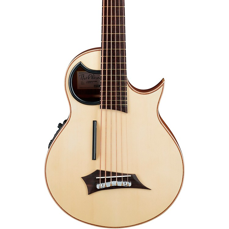 WarwickAlien 6-String Acoustic-Electric BassNatural Hi Polish