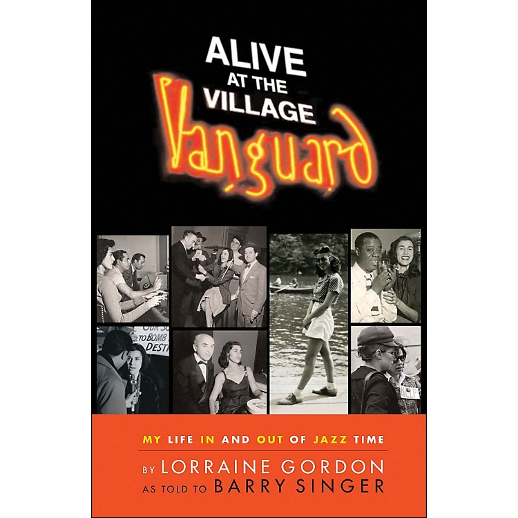 Hal LeonardAlive At The Village Vanguard - My Life In And Out Of Jazz Time