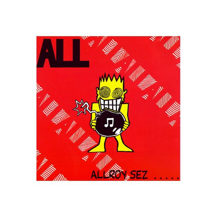 AllianceAll - Allroy Sez