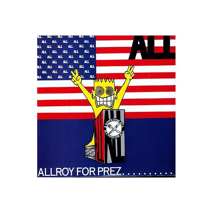 AllianceAll - Allroy for Prez