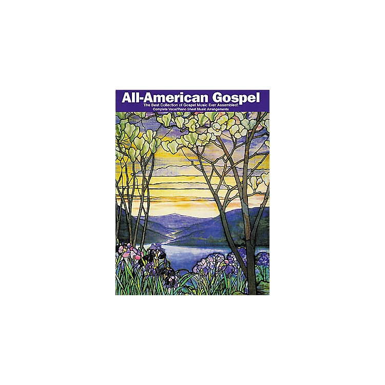 Creative ConceptsAll-American Gospel (Songbook)