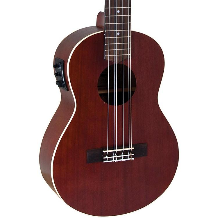 LanikaiAll-Mahogany 6-String Tenor Acoustic-Electric Ukulele