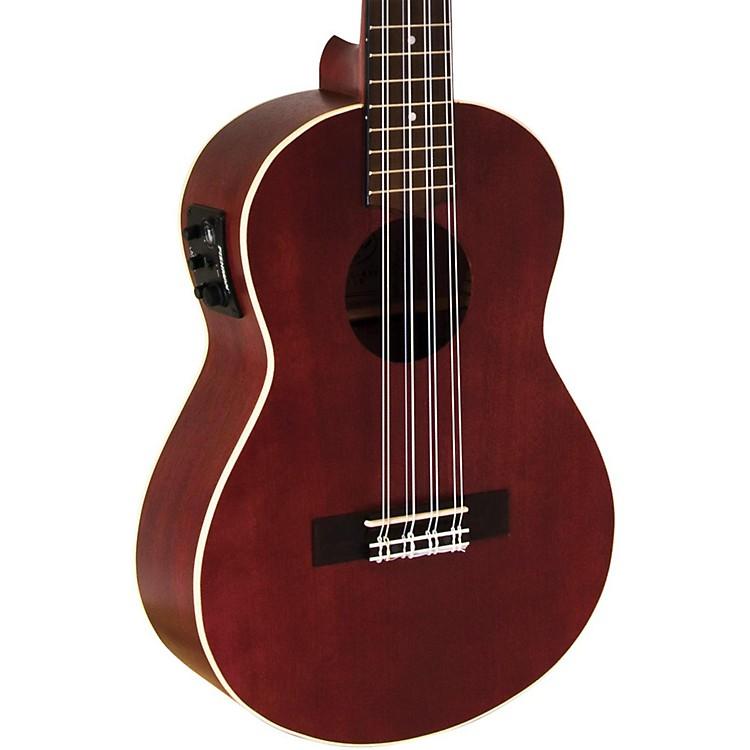 LanikaiAll Mahogany 8-String Tenor Acoustic-Electric Ukulele