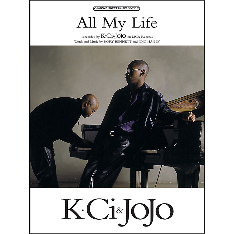 Alfred All My Life Piano/Vocal/Chords
