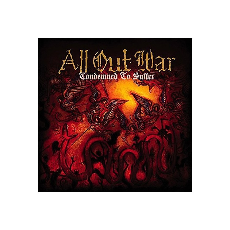 AllianceAll Out War - Condemned to Suffer