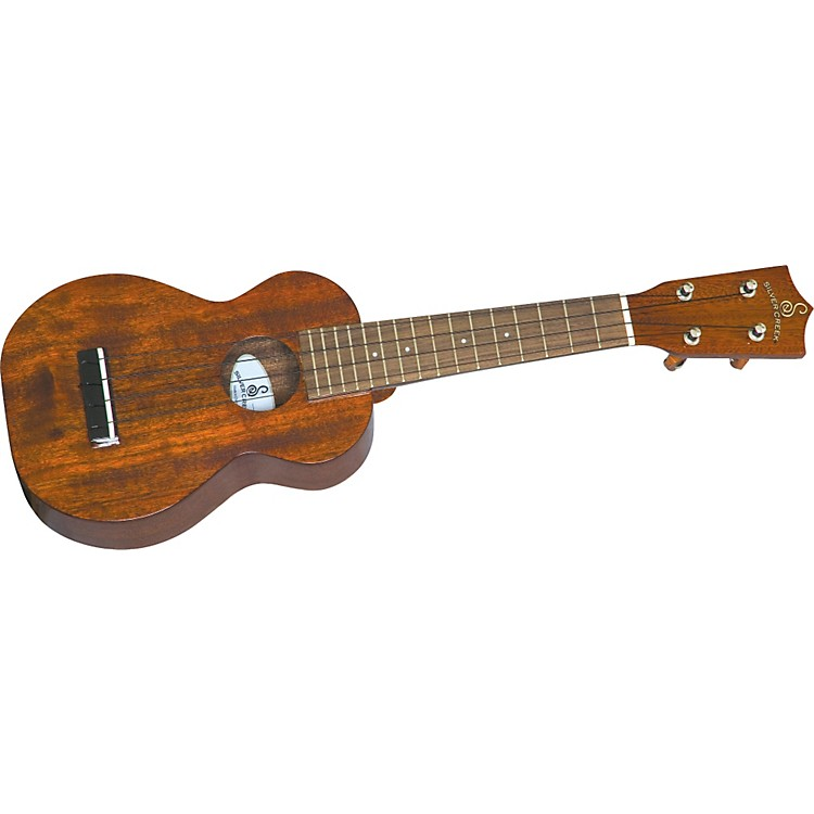 Silver Creek All Solid Soprano ukulele