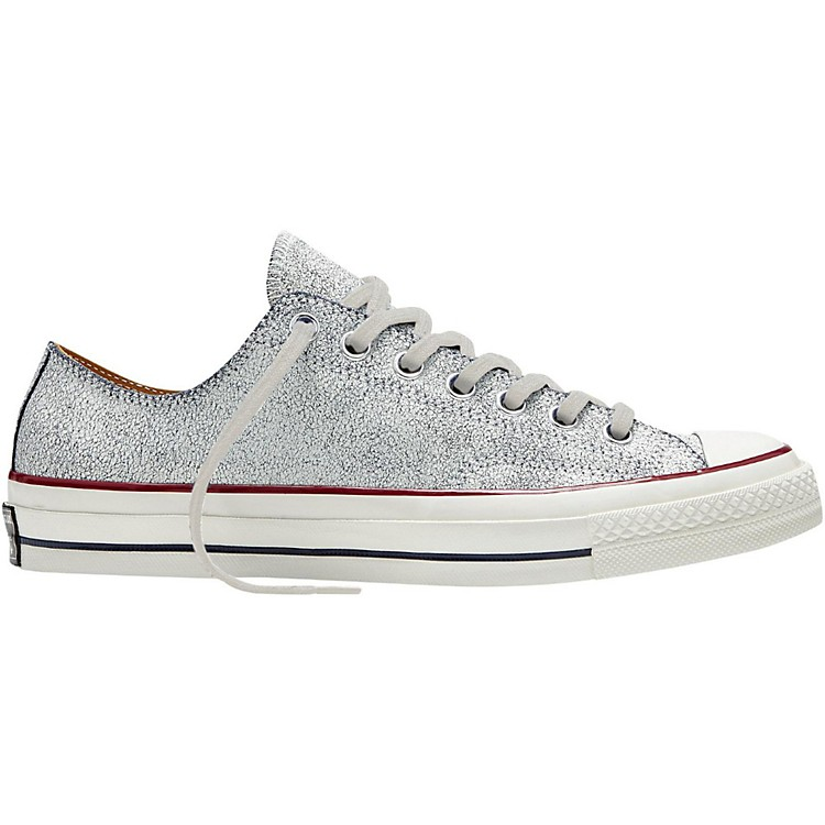Converse All Star 70's Oxford Egret/Navy Egret 8