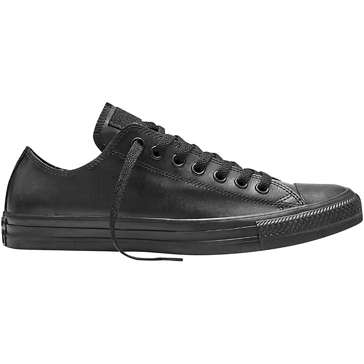 Converse All Star Rubber Black/Black/Black 8