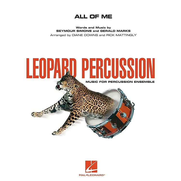 Hal LeonardAll of Me Concert Band Level 3