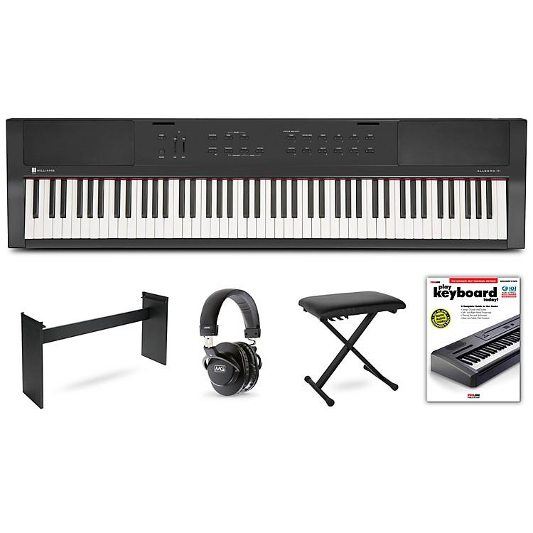 WilliamsAllegro III Keyboard Home Package