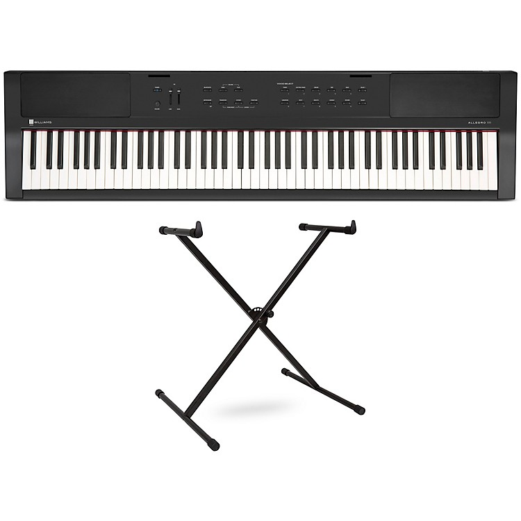 Williams Allegro III Keyboard Intro Package