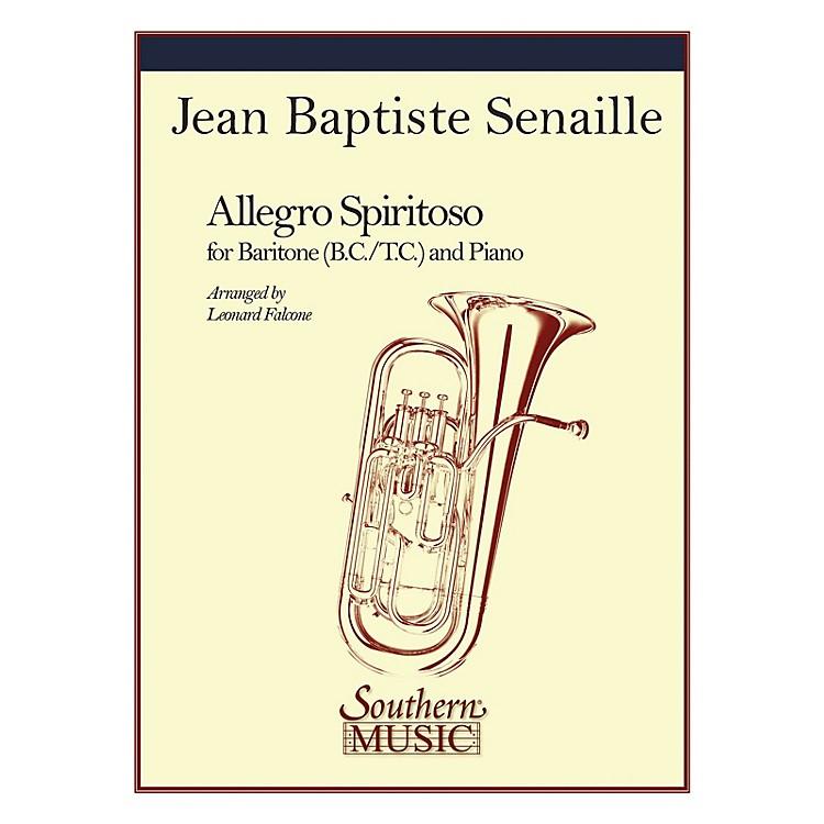 SouthernAllegro Spiritoso (Trombone) Southern Music Series Arranged by Leonard Falcone