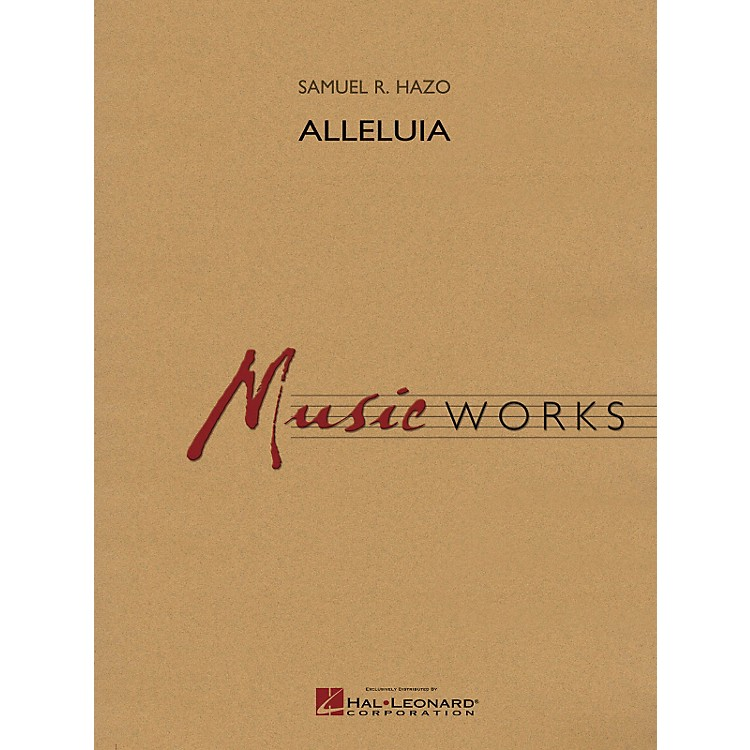 Hal LeonardAlleluia - Music Works Series Grade 5