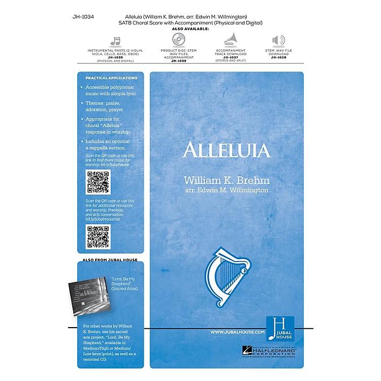 Jubal House PublicationsAlleluia SATB arranged by Edwin M. Willmington