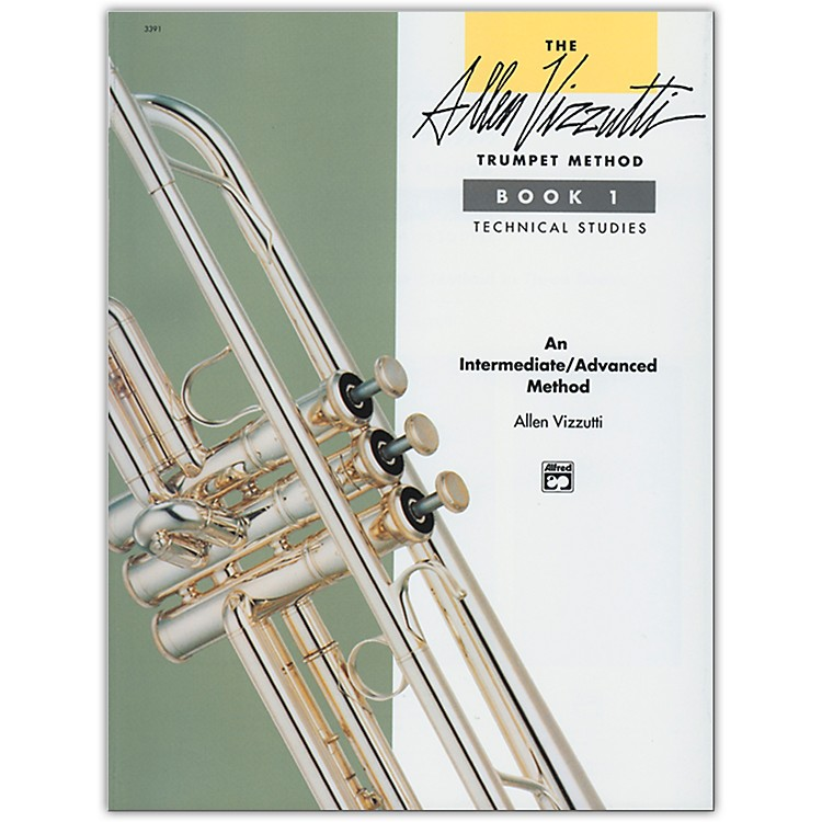 AlfredAllen Vizzutti Trumpet Method Book 1 Technical Studies