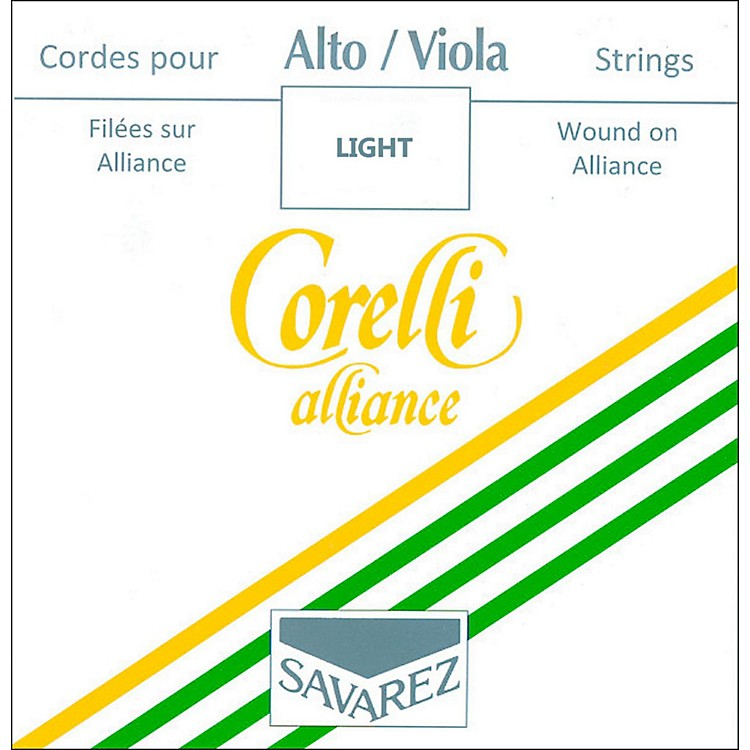 Corelli Alliance Viola String Set Full Size Heavy Loop End
