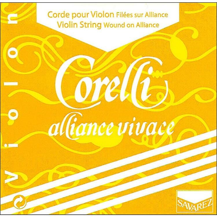 CorelliAlliance Vivace Violin E String4/4 SizeHeavy Loop End