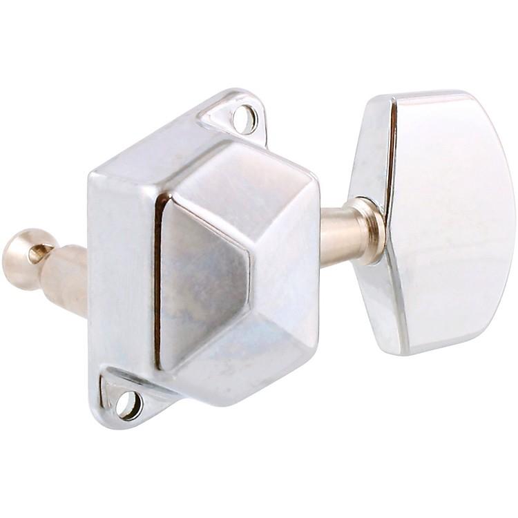 AllpartsAllparts tuning keys, Diagonal mounting holes, 3 x 3Chrome
