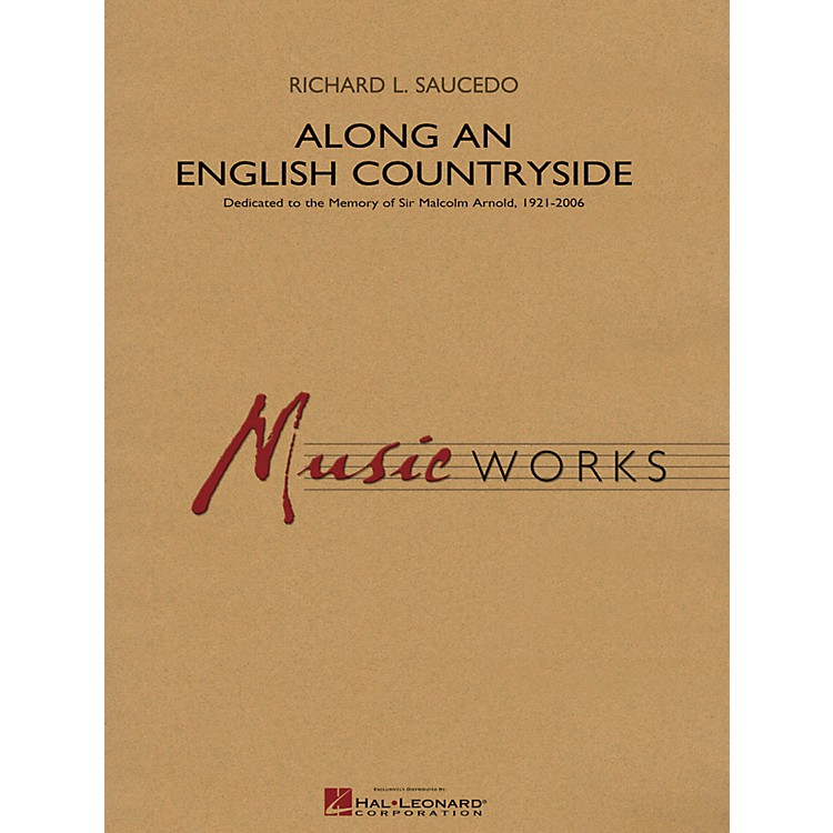 Hal Leonard Along An English Countryside - Music Works Series Grade 5