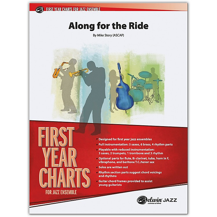 BELWINAlong for the Ride Conductor Score 1 (Easy)